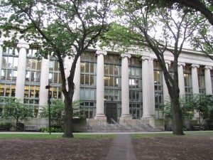 Harvard Law School, a Boston area school that requires the LSAT